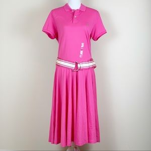 Ralph Lauren Pink Dress New With Tag (NWT)
